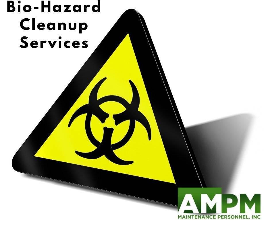 Bio-Hazard Cleanup Services Los Angeles